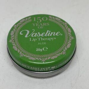 Vaseline Lip Therapy Aloe Vera, 20 g