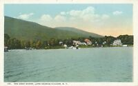 LAKE GEORGE VILLAGE NY – The West Shore