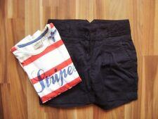 @ Tom Tailor*Gatonegro @ Short dunkelblau + T-Shirt Marinelook Gr. 128/134 Age 8