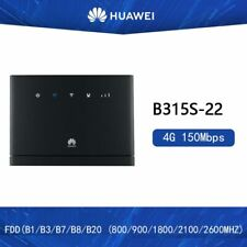 Unlocked Huawei B315s-22 4G CPE Routers WiFi Hotspot Router with Sim Card Slot