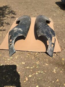 Jaguar E-type XKE Front Fenders (Series 1, 1.5)