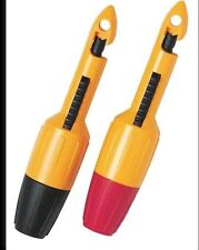 Fluke TP81 Insulation Piercing Probes Clip Set With Banana Jack Pair.