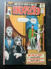 DC Comics  Unexpected #130   Fine+      Bronze Age