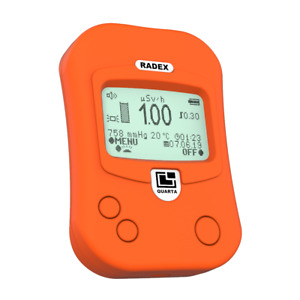 RADEX RD1212-BT (Outdoor Version) Advanced Radiation Detector, Geiger Counter