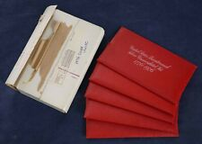 Lot of (5) Us Bicentennial Silver Uncirculated Sets In Mint Box - Free Ship Us