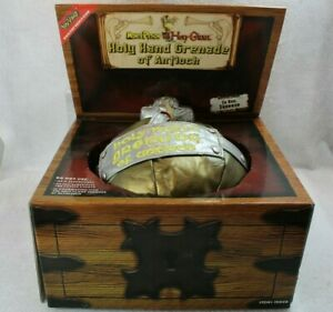 Toy Vault Monty Python and the Holy Grail HAND GRENADE OF ANTIOCH Plush