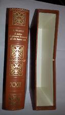 Anatole FRANCE il delitto di S.Bonnard  Gli dei hanno sete FABBRI 1965 cofanetto
