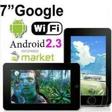 """NEW iRulu 7"""" Android 2.3 Resistive Touchscreen Tablet PC Google 3G WiFi MID 4GB"""