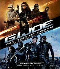 G.I. Joe: The Rise of Cobra (DVD, 2009) Bilingual  FREE SHIPPING IN CANADA
