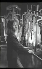 JENNY SULLIVAN ALIEN POD V THE VISITORS RARE ORIGINAL 1984 NBC TV PHOTO NEGATIVE