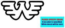 "Waylon Jennings Vinyl decal sticker Car Truck Window Laptop Graphic Die Cut 7"""