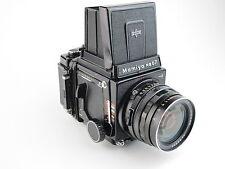 Mamiya RB67 RB 67 Pro S Spiegelreflexkamera SLR + Sekor C 1:4.5 f=50mm + hood