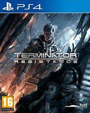 Terminator: Resistance Ps4 (Sony PlayStation 4, 2019) Brand New - Region Free
