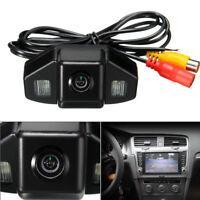 CCD Car Reverse Rear Back up View Camera Night Vision For Honda CRV Jazz  -