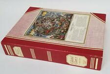 1981 OPTIMAGO ENGLAND ANDREAS CELLARIUS CELESTIAL CHART 1 WOODEN JIGSAW PUZZLE