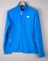 HELLY HANSEN Men Zip Fleece Jumper Sweater Size M ATZ1215