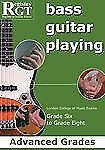BASS GUITAR PLAYING, GRADES 6 TO 8 ADVANCED - NEW PAPERBACK BOOK