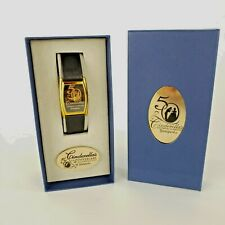 Cinderella 50th Anniversary Celebration Watch Disneyland 2000 Disney New in Box