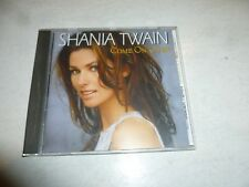 SHANIA TWAIN - Come On Over - 1999 UK 16-track CD album