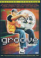 DVD ZONE 2--GROOVE--GREG HARRISON