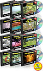 Relaxing 12 Hours of Natural Sounds including Master Resale Rights on DVD Rom