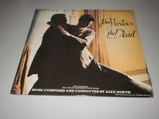 ALEX NORTH - The Dead / Journey Into Fear - OST - VARESE SARABANDE RECORDS 1987