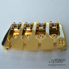 Cordier / Chevalet Basse Sandberg Bass Bridge 4 strings GOLD SB4G CLOSEOUT