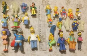 The Simpsons Mini Figures - Price Per Simpson Figure