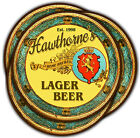 Personalizable Lager Beer Coasters - Set of 4, 8 or 12