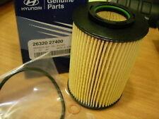 Genuine Hyundai i30 Santa Fe Sonata 2.0 Diesel Oil Filter - 2632027400