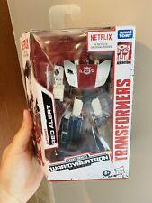Transformers Netflix War For Cybertron Red Alert MISB