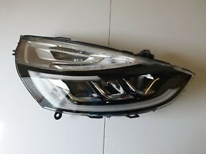 Genuine Renault Clio 4 IV 2016-2019 O/S PURE VISION LED headlamp 260104965R