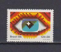 S19136) Brasilien Brazil MNH Neu 1984 Rechen 1v