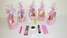 Eight (8) x Older Girls Teenager Ladies Luxury Pre Filled Pamper Party Bags