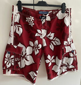 Mens Ambercrombie Swimming Shorts Size XL More Like M