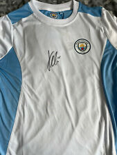 More details for jack grealish hand signed manchester city shirt