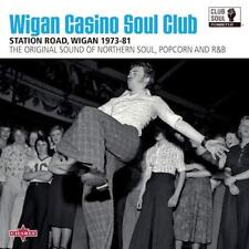 WIGAN CASINO SOUL CLUB Various Artists NEW & SEALED LP Vinyl (CHARLY) 60s 70s