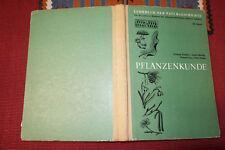 P167: Pflanzenkunde Lehrbuch Naturgeschichte III: Band 1970 ca. 262 Seiten