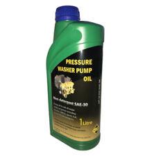 More details for pressure washer jet wash pump oil non detergent interpump karcher ehrle kranzle