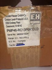 NEW ENDRESS HAUSER PMP46-RC13P6A1DLD LEVEL PRESSURE TRANSMITTER