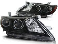 toyota camry 6 xv40 2006 2007 2008 2009 lpto10 headlights halo projector
