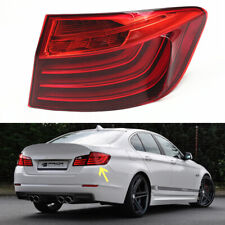 Right For BMW 5Series F10 14-16 Outer LED Tail Light Lamp Rear Light 528i 535i