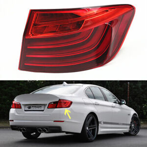 Right For BMW 5Series F10 2014 15 2016 Outer LED Tail Lamp Rear Light 528i 535i
