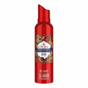 Old Spice Lionpride No Gas Deodorant Body Spray Perfume -140 ml   EXPIRY-12/2021