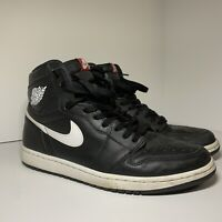Nike Jordan Retro 1 High OG Ying Yang Black Men's size 12 - (BEATERS)