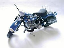 "Harley-Davidson Motorcycle FL ""1st Panhead"" (1948), FM / Franklin Mint in 1:10!"
