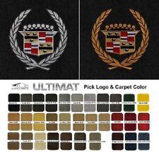 Lloyd Mats Vintage Cadillac Crest Ultimat Front Floor Mats (1941-2001)
