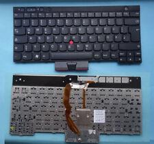 orig. Tastatur IBM Lenovo ThinkPad IdeaPad T430 T430S T430SI T530 W530 X230 DE
