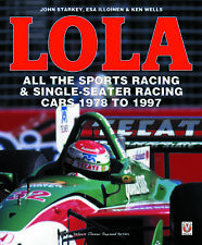 Lola - All the Sports Racing & Single-Seater Racing Cars 1978-1997 - Buch book