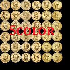2007-2016 US Presidential Dollars Uncirculated Set 39 coins President Dollar